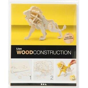3 D medinis konstruktorius, LIŪTAS