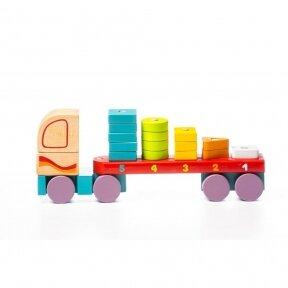 Cubika sunkvežimis rūšiuoklis