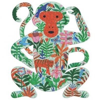 """Dėlionė """"Beždžionė"""", 350 dalių 2"""