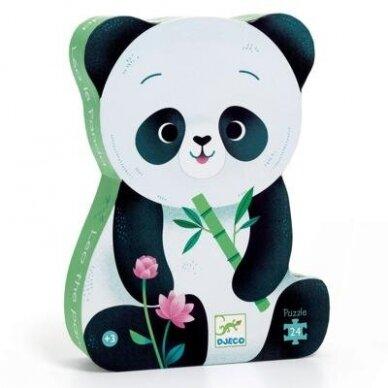 """Dėlionė """"Panda"""", 24 dalių"""
