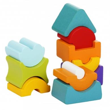 Cubika didelis balansinis bokštas 3