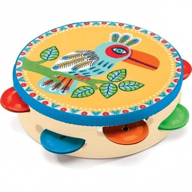 """Djeco"" tamburinas"