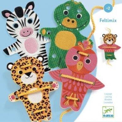 "Djeco varstymo žaislas ""Feltimix"""
