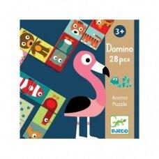 Domino Djeco Gyvūnai 8165