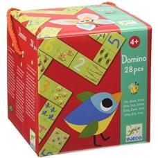 """Domino """"Skaičiuok"""""""