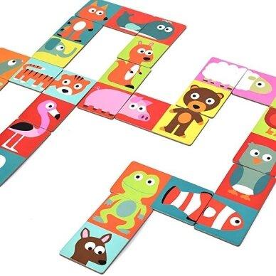 Domino Djeco Gyvūnai 8165 2