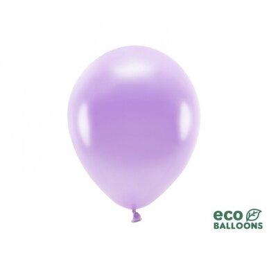 """Ekologiški balionai """"Pasteliniai levandų"""", 10vnt"""