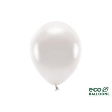 """Ekologiški balionai """"Perlas"""", 26 cm, 10vnt"""