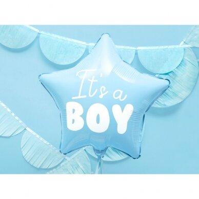 "Folinis balionas ""It's a Boy"" 2"