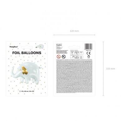 """Folinis balionas """"Drambliukas"""" 3"""