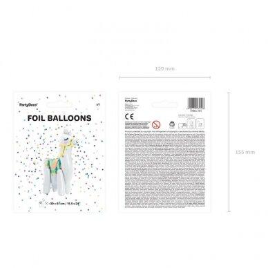 "Folinis balionas ""Lama"" 4"