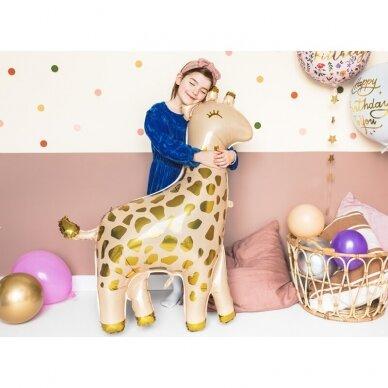 """Folinis balionas """"Žirafa"""" 2"""