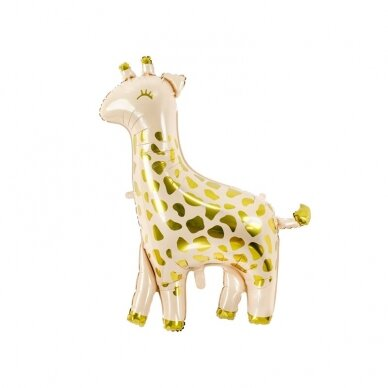 """Folinis balionas """"Žirafa"""""""