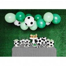 """Gimtadienio dekoracijų rinkinys """"Futbolas"""""""