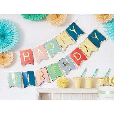"Girlianda marga ""Happy Birthday"" 4"