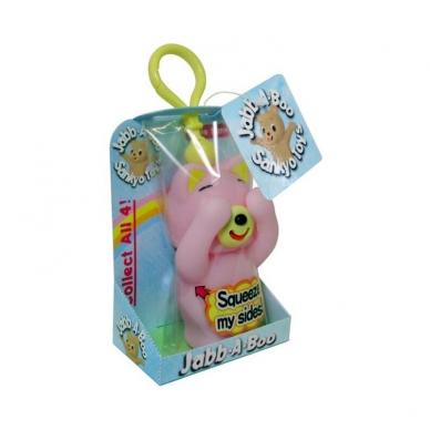 """Interaktyvus žaisliukas-pakabutis """"Jabb-A-Boo"""" rožinė katytė 3"""