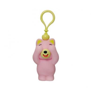 """Interaktyvus žaisliukas-pakabutis """"Jabb-A-Boo"""" rožinė katytė"""