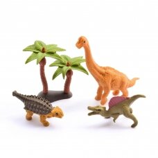"""IWAKO trintukų rinkinys """"Dinosaur 2"""""""