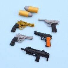 """IWAKO trintukų rinkinys """"Model Gun"""""""