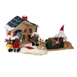 Kalėdų senelio dirbtuvės