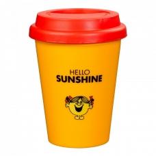 Kelioninis puodelis - Little Miss Sunshine