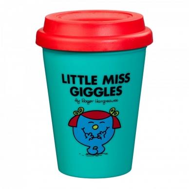 Kelioninis puodelis - Little Miss Giggles