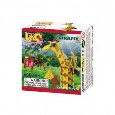 "Konstruktorių rinkinys LaQ ""Animal World Mini Giraffe"""