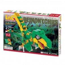 """Konstruktorių rinkinys LaQ """"Dinosaur World Deinonychus"""""""