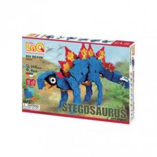 "Konstruktorius LaQ Dinosaur World ""Stegosaurus"""