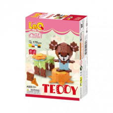 "Konstruktorius LaQ Sweet Collection ""Teddy"""