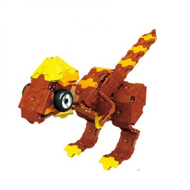 """Konstruktorius LaQ """"Dinosaur World """"Triceratops & Pteranodon"""" 6"""