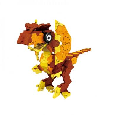 """Konstruktorius LaQ """"Dinosaur World """"Triceratops & Pteranodon"""" 7"""