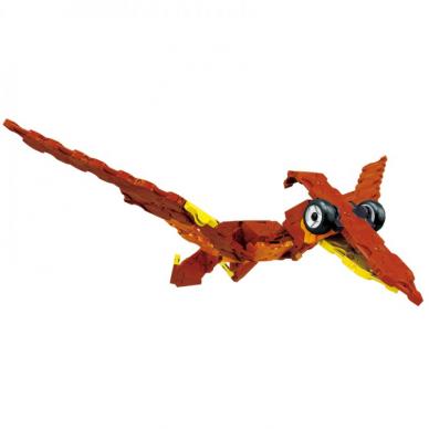 """Konstruktorius LaQ """"Dinosaur World """"Triceratops & Pteranodon"""" 8"""
