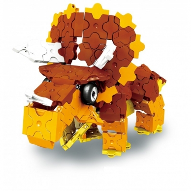 """Konstruktorius LaQ """"Dinosaur World """"Triceratops & Pteranodon"""" 2"""