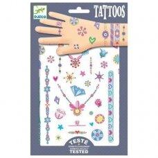 """Laikinosios tatuiruotės vaikams """"Deimantai"""""""