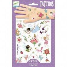"""Laikinosios tatuiruotės vaikams """"Fėjos ir draugai"""""""
