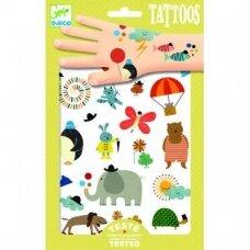 """Laikinosios tatuiruotės vaikams """"Maži gražūs dalykėliai"""""""