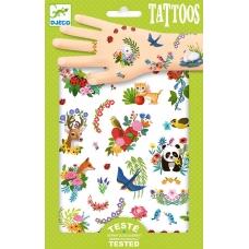 """Laikinosios tatuiruotės vaikams """"Linksmas pavasaris"""""""