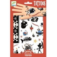 """Laikinosios tatuiruotės vaikams """"Piratai"""""""