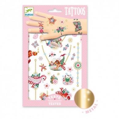 """Laikinosios tatuiruotės vaikams """"Papuošalai"""" 3"""