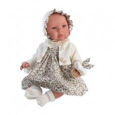 Lėlė kūdikėlis Leonora, 46 cm