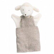Lėlė pirštinė aviukas Albertas