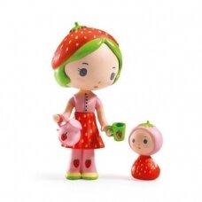 "Lėlytė Tinyly ""Berry & Lila"""