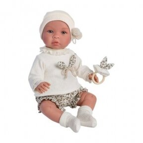 Lėlė kūdikėlis Leo, 46 cm