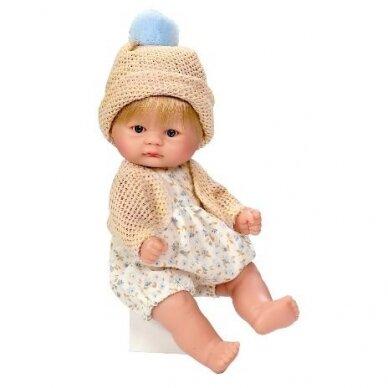 Lėlė Bomboncin su kepuryte, 20cm