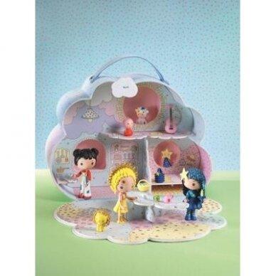 """Lėlių namas Tinyly """"Sunny & Mia house"""" 4"""