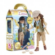 Lottie lėlė - Archeologė