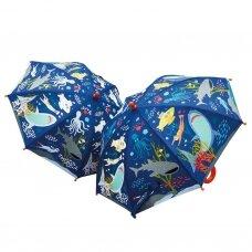Magiškas skėtis, Jūra