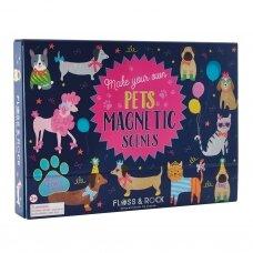 Magnetinis žaidimas, Gyvūnėlių pasaulyje
