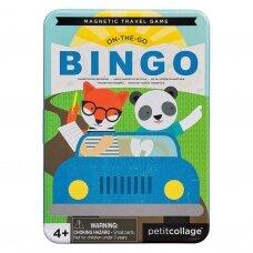 """Magnetinis pastabumo žaidimas """"Bingo"""""""